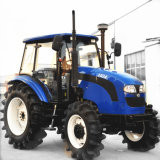 110HP tractor met Verschuiving 16f+8r bij de Juiste Hydraulische Leiding
