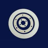 精密産業機械化の陶磁器の処理し難いアルミナの陶磁器のリング