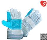 電気Work Useのための熱いSell Cow Split Insulated Leather Gloves