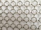Металлическое кольцо сетка шторки в установки штока из нержавеющей стали
