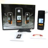 Hintergrundbeleuchtung-Bildschirmanzeige-Handfotometer-Lux-Illuminometer-Messinstrument USB-LCD