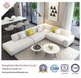 Mobilia meravigliosa dell'hotel con il sofà dell'angolo del salone (YB-O-47)