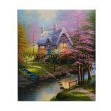 La reproducción de pinturas al óleo Jardín Thomas para la decoración del hogar