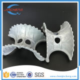 Plastic Intalox Super pvc CPVC PVDF van Zadels pp