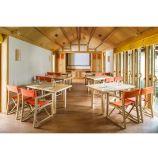 販売のための特別な木のホテルのFurnitreの組デザイン