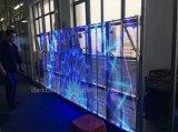 屋内P3はCanlightがなした舞踏室のためのLED表示を修復した