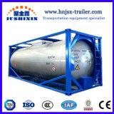 Contenitore liquido del serbatoio di 20FT 40FT dell'olio combustibile di iso del contenitore ampiamente usato del serbatoio