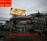 Outdoor P4.81 pleine couleur fixe pour la publicité de l'écran à affichage LED
