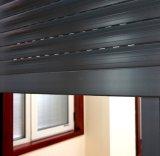Saracinesca di alluminio, otturatore esterno del rullo