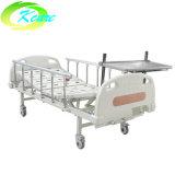 販売のための概要の使用された2つのクランクの手動病院の透析のベッド
