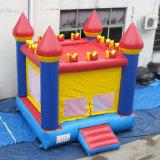 China Salto de Trampolin castillo inflable castillo hinchable para la venta