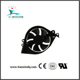 75mm 5v -24v Support de refroidissement à roulement hydraulique CC sans balai H ventilateur axial