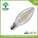 El ahorro de energía C35 2W 4W Bombilla de incandescencia LED Velas