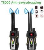 T8000 de Draadloze Plaatsende GSM van de Camera van de anti-Spion van het Insect van de Detector AudioDetector van het Signaal van de Vinder rf