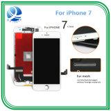Affichage à cristaux liquides d'écran tactile de ventes en gros pour l'iPhone 7 positif