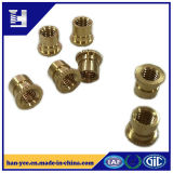 China Advanced Copper ou Stainless Steel Nut