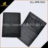 ID 카드 홀더 가죽 카드 홀더를 막는 명함 상자 지갑 RFID