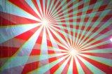 5W RGBのフルカラーのアニメーションのレーザー光線