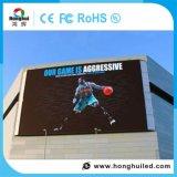 Despliegue al aire libre P16 LED Billboard pantalla