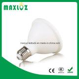 Preiswerte Plastikbirne des aluminium-12W PAR30 LED mit E27