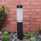 태양 강화된 플라스틱 볼러드 LED 빛