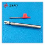Barra anti vibração de carboneto aborrecida com rosca interna para máquinas de moagem