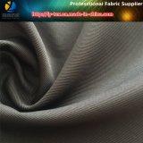 Tela de los pantalones del poliester T400, tela rayada de la alta elastancia