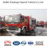 de Vrachtwagen Euro3 van de Brandbestrijding van het Schuim 5.3ton Isuzu
