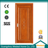 Melamina / PVC / MDF / Molded Fireproof Painting Wooden Interior Door