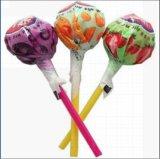 Linha de produção do Lollipop da esfera