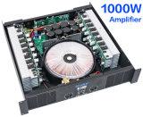 Estéreo amplificador de potencia de sonido profesional BL1000 (1000W)