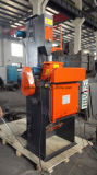Q324 Abrator bewegliches Granaliengebläse-Maschinen-Metallpoliermaschine