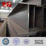 Fascio dell'acciaio per costruzioni edili H di Ipe100 Ipe120