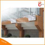 Indicatore luminoso solare impermeabile del giardino della parete di IP65 35LED per esterno con 3 indicatori del LED