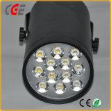 2018 Lichte LEIDENE van het Spoor van de Hete Verkopende LEIDENE van 5 jaar Van uitstekende kwaliteit van de MAÏSKOLF van de Garantie Vlek van het Plafond Lichte Verlichting PAR28 PAR30