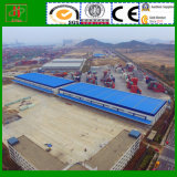 倉庫のレイアウトデザインAnti-Corrosionプレハブの鋼鉄携帯用倉庫