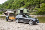 SUV Auto-kampierendes hartes Shell-Dach-Oberseite-Zelt