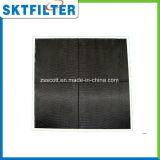 Resistencia inferior de la venta caliente de 5 micrones del acoplamiento filtro de aire de nylon pre
