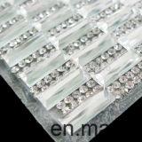 Сетка Rhinestone передачи тепла стикера горячего Fix кристаллический (MESH-24*40cm)