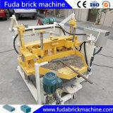 Machine van het Blok van de Technologie Qt40-3A van Duitsland de Stevige Mobiele Concrete Holle