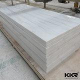 Marbre artificiel dalle de pierre / acrylique pur dalle Surace solide/ Mable feuille artificielle