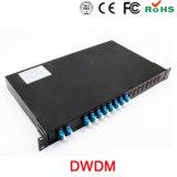 módulo atermal del AWG 16CH DWDM Mux de 100g 40CH 100g