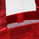 مبتكر يعلن طباعة [نون-ووفن] حقيبة عادة يطوي [بورتبل] بيئيّة [نون-ووفن] [شوبّينغ بغ] بالجملة عرض خاصّ
