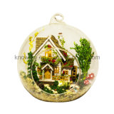 2017 New Style Christmas Gift Glass Ball