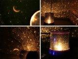 Lumière de nuit de projecteur d'étoile de DEL pour la chambre à coucher de gosses