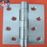 クロムによってめっきされるステンレス鋼のボールベアリングのドアヒンジ(HS-SD-007)
