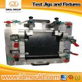真鍮の精密CNC製造のためのユニバーサルテストジグおよび据え付け品の部品