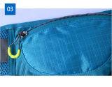 De lopende Hydratie Fanny Belt Pack Bag van de Taille met de Fles van het Water (BF1610022)
