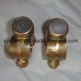 Personalizado Inversión Latón fundición de piezas de válvulas, fundición a la cera perdida