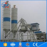 Jinsheng Hzs60 avec la centrale de traitement en lots concrète automatisée tout préparée